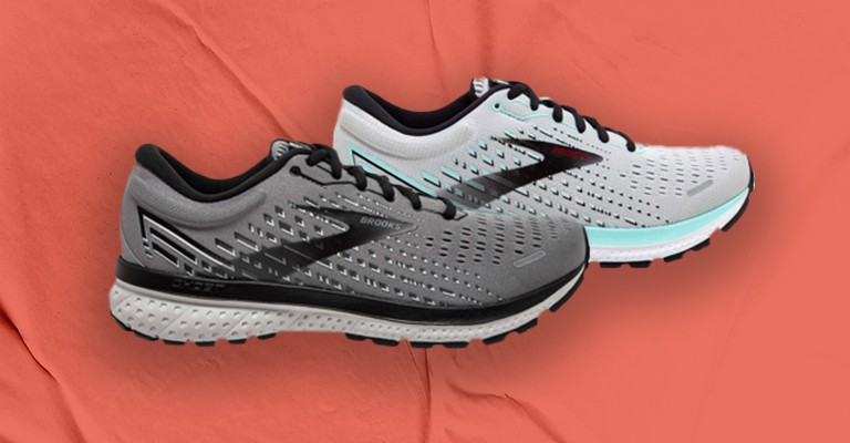 Brooks Ghost 13 shoe