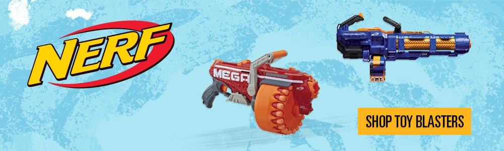 Hasbro Nerf Toy Blasters