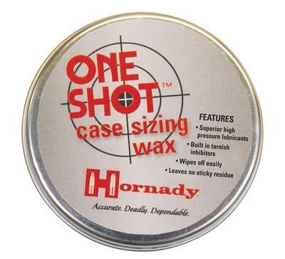 One Shot Case Sizing Wax