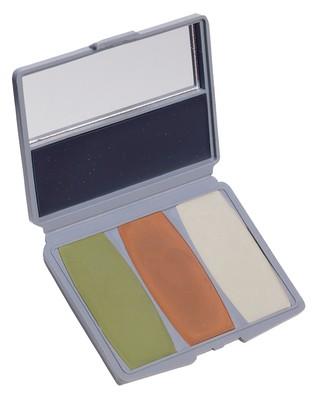 Woodland/Bark Gray Camo-Compac 4 Color