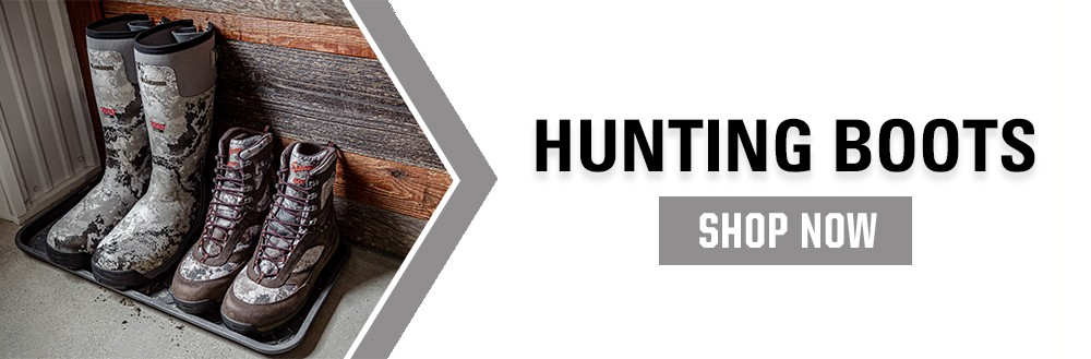 Shop all hunting boots at scheels