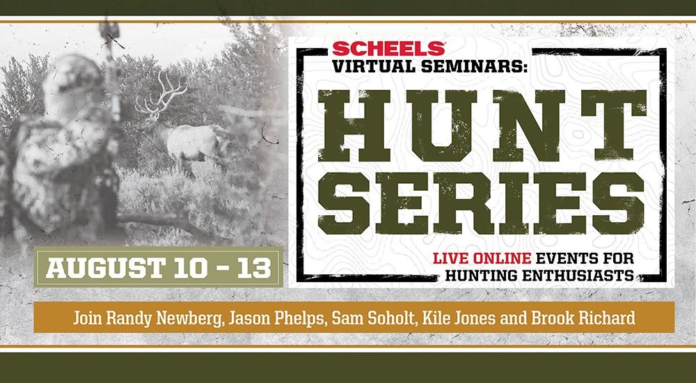 SCHEELS Virtual Hunt Seminar Series