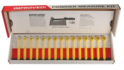 Lee Powder Measure Kit