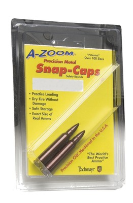 A-Zoom .270 Win Precision Snap Caps 2-Pack