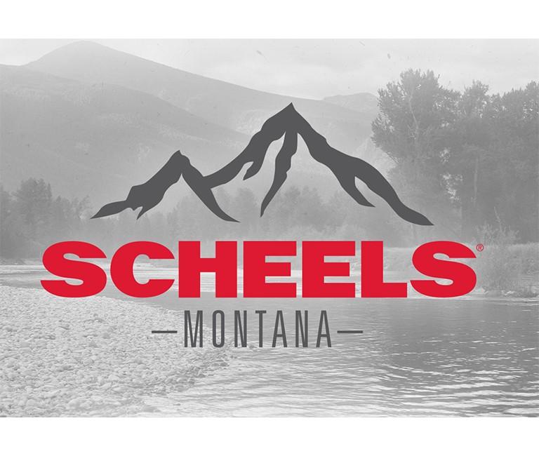 Missoula, MT SCHEELS Logo
