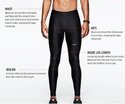 Nike Men S Bottom Size Chart Scheels Com
