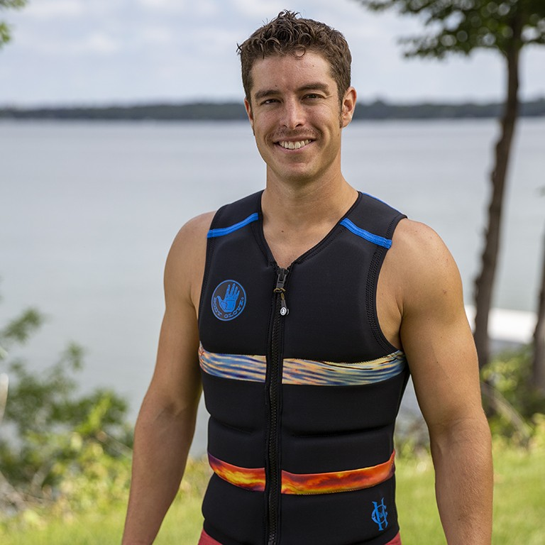 Non Coast Guard-Approved Life Jacket