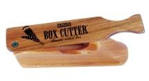 Primos Box Cutter Mahogany Box Call