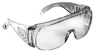 Radians Coveralls Safety Glasses