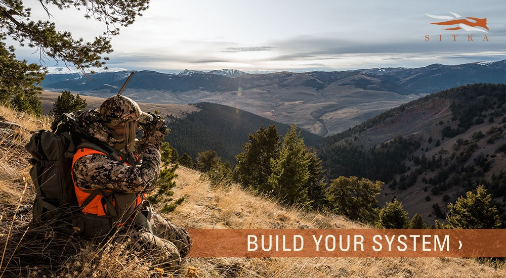 Sitka Gear Layering Guide
