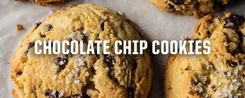 Traeger Chocolate Chip Cookies Recipe