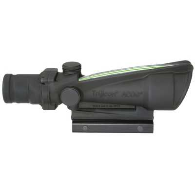 ACOG 3.5x35 Scope Illuminated Green Crosshair .223 Ballistic Reticle Black